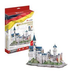 3D пазл объемный Замок Нойшванштайн Германия MC174h