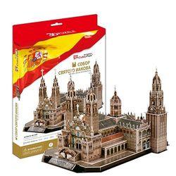 3D пазл объемный Собор Святого Иакова Испания MC184h