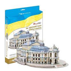 3D пазл объемный Одесский театр оперы и балета Украина MC185h