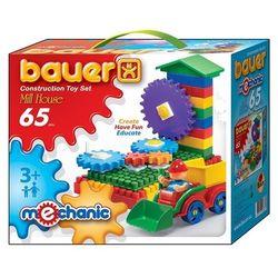 Конструктор Bauer Mechanic Мельница малая 65 элементов 189b