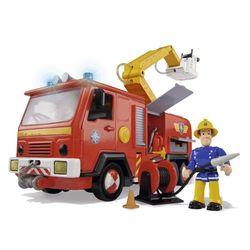 Пожарный Сэм Машина со звуком, светом и функцией воды 9251063