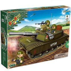 Конструктор BanBao Танк World Defence Force 120 деталей 8246