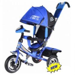 Велосипед Power Trike  трехколесный JP7LB синий