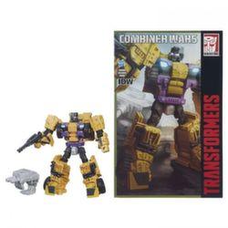 Трансформер Swindle Combiner Wars Deluxe Class B0974/4661 с комиксом