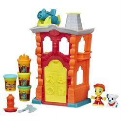 Игровой набор Play-Doh Town Пожарная станция B3415