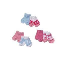 Носки для куклы Baby Born 819-517