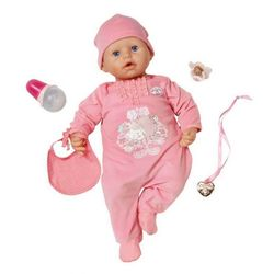 Кукла Беби Анабель с мимикой  Baby Annabell  46см 792-810/ 794-036
