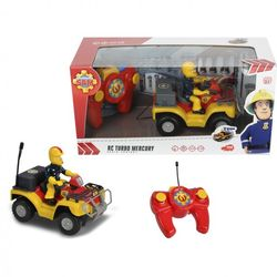 Пожарный Сэм, Квадроцикл на радиоуправлении, 2-х канальный, свет 3099613
