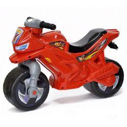 Каталка-мотоцикл беговел Racer RZ 1 ОР501 красный