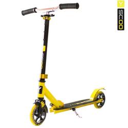 Двухколесный самокат Y-Scoo RT City Deluxe колесо 145мм yellow складной