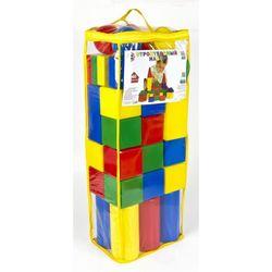 Кубики строительный набор 40 элементов 03064ВГ