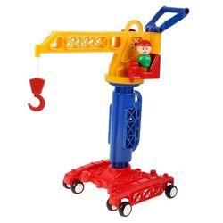 Игрушка кран башенный Детский сад С-81-Ф