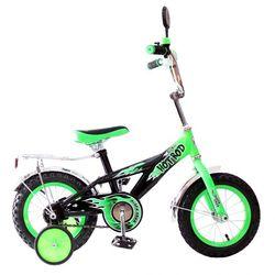 """Двухколесный велосипед BA Hot-Rod 12"""" KG1206 зеленый"""