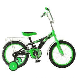 """Двухколесный велосипед BA Hot-Rod 16"""" KG1606 зеленый"""