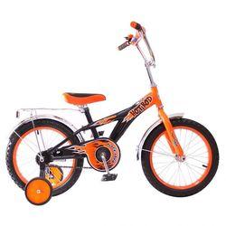 """Двухколесный велосипед BA Hot-Rod 14"""" KG1406 оранжевый"""