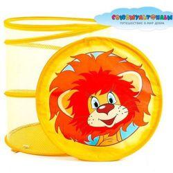 Корзина для игрушек Львенок и Черепаха 1104088
