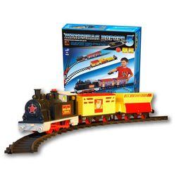 Детская железная дорога-5 с пультом ОМ-48302
