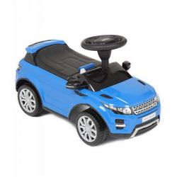 Каталка Land Rover, Range Rover Evoque Z348 голубой