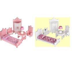 Мебель для кукол гарнитур Сонечка С-127-Ф