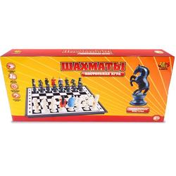 Шахматы магнитные с уникальными фигурами S-00075