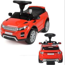 Каталка Land Rover, Range Rover Evoque Z348 красный
