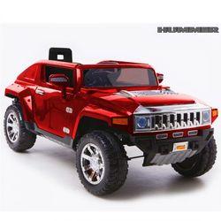 Детский электромобиль RT Hummer 12V HL188 красный