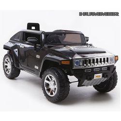 Детский электромобиль RT Hummer 12V HL188 черный
