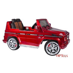 Электромобиль RT Mercedes-Benz AMG New Version 12V R/C DMD-G55 красный