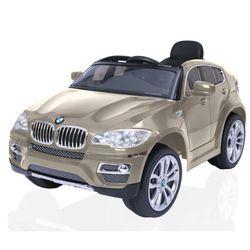 Электромобиль RT BMW X6 12V R/C 258 champagne