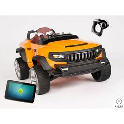 Электромобиль Henes Broon Kids Electric Rideon Cars T870 оранж