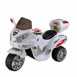 Электромобиль Moto HJ 9888 белый