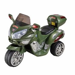 Электромобиль Moto HJ 9888 зеленый