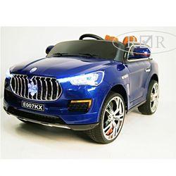 Электромобиль Maserati E007KX-BLUE с пультом