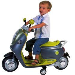 Электромобиль Mini Scooter E Concept W388