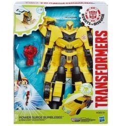 Transformers Роботы под прикрытием Заряженные герои B7067EU4_Bumblebee
