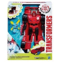 Transformers Роботы под прикрытием Заряженные герои B7067EU4_Sideswipe
