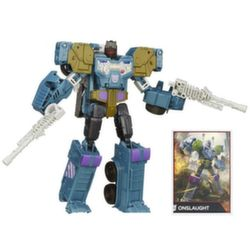 Transformers Трансформер Онслот Onslaught B0975EU0_B4663