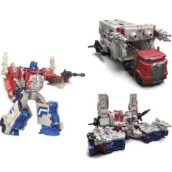 Transformers Трансформер Autobot Apex & Powermaster Optimus Prime B7997/B6461