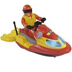 Пожарный Сэм Водный мотоцикл со светом + фигурка 9251662