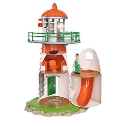 Игровой набор Пожарный Сэм Маяк с фигуркой, свет, звук 9252133