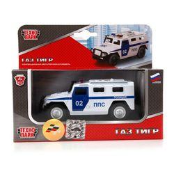 Машина Технопарк Газ Тигр Полиция инерционная X600-H09053-R