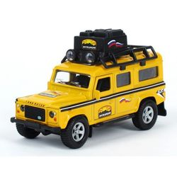 Машина Технопарк Land Rover свет, звук CT12-393-2