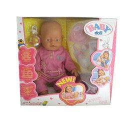 Пупс Baby Doll (пьет, сосет соску, писает) B1407218