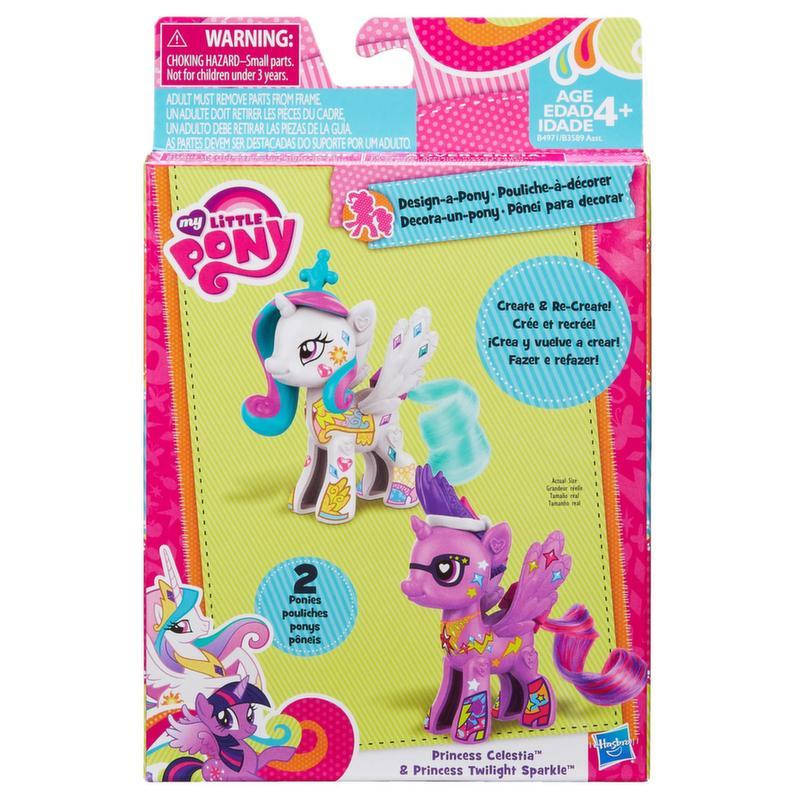 My Little Pony Создай свою пони B3589