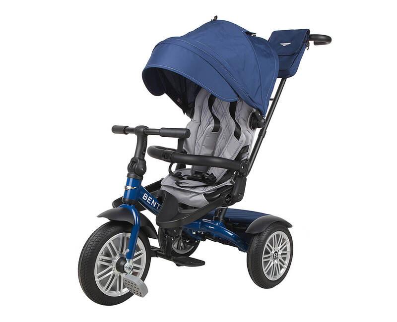 Трехколесный велосипед Bentley BN2B/2021 синий