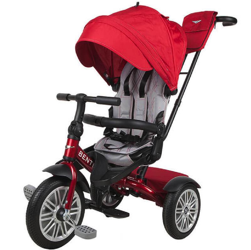 Трехколесный велосипед Bentley BN2R/2020 красный