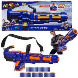 Бластер Нерф Титан Nerf Elite Titan CS-50 E2865EU4