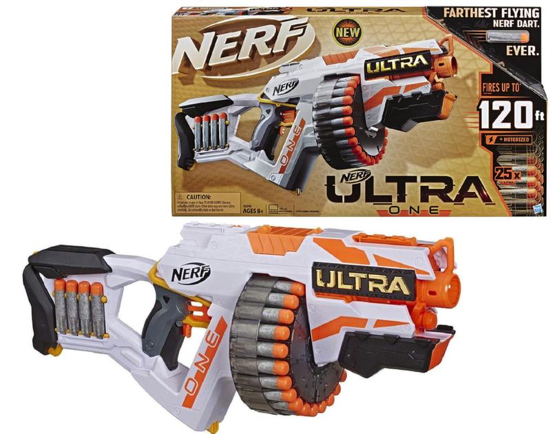 Бластер Нерф Ультра NERF Ultra One E6596