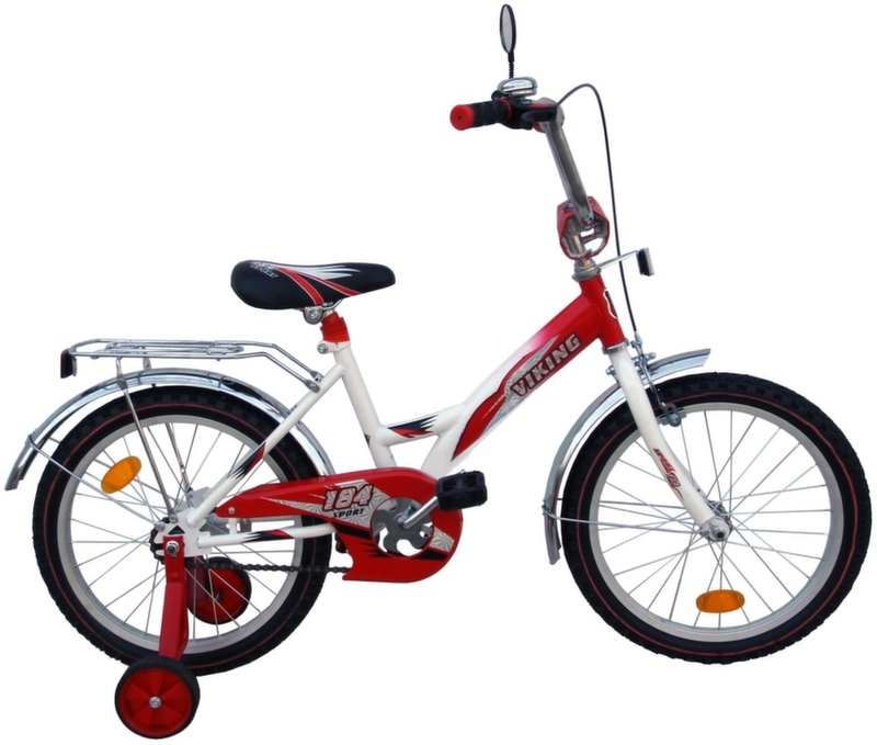 "Велосипед VIKING SPORT 16"" красный GW16SPORT-RW"