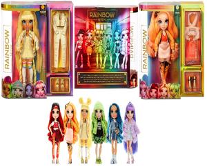 Куклы Радужные Rainbow High